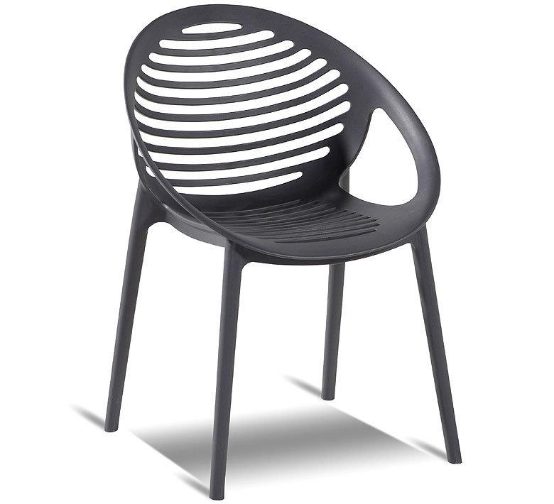 Gartenstuhl design  Hartman Design Schalen Sessel Romeo Dining weiß xerix- ArtJardin