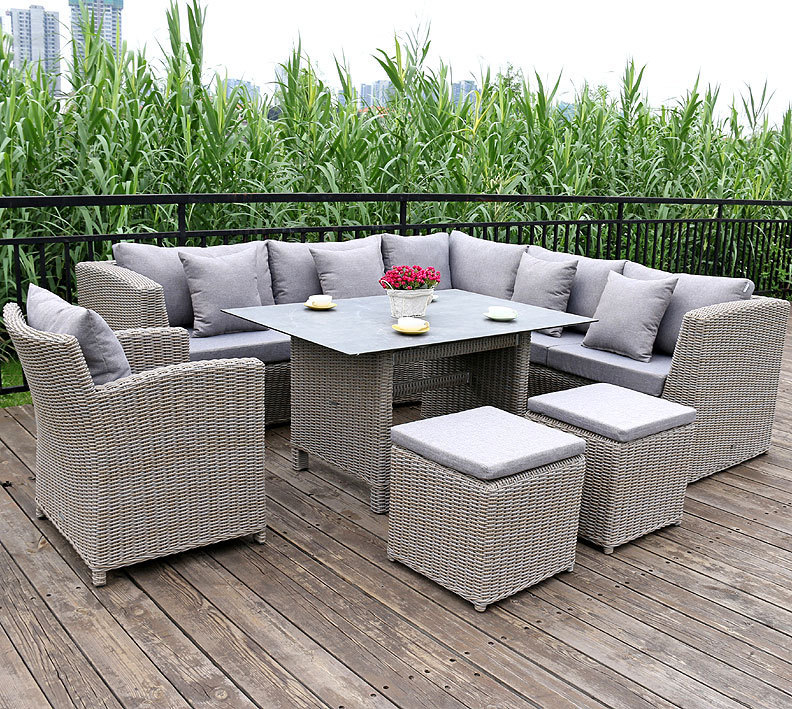 Zebra tara dining lounge sessel 26193 polyrattan kis for Lounge sessel polyrattan