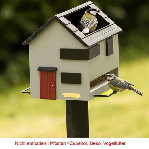 vogelh user nistk sten art jardin. Black Bedroom Furniture Sets. Home Design Ideas