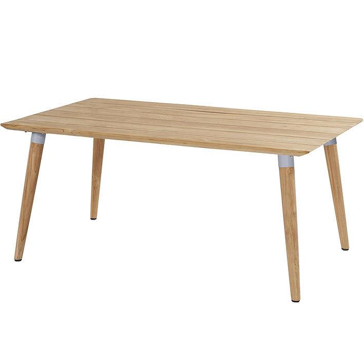 tisch design holz, hartman tisch sophie studio teak holz 170x100 esstisch- artjardin, Design ideen