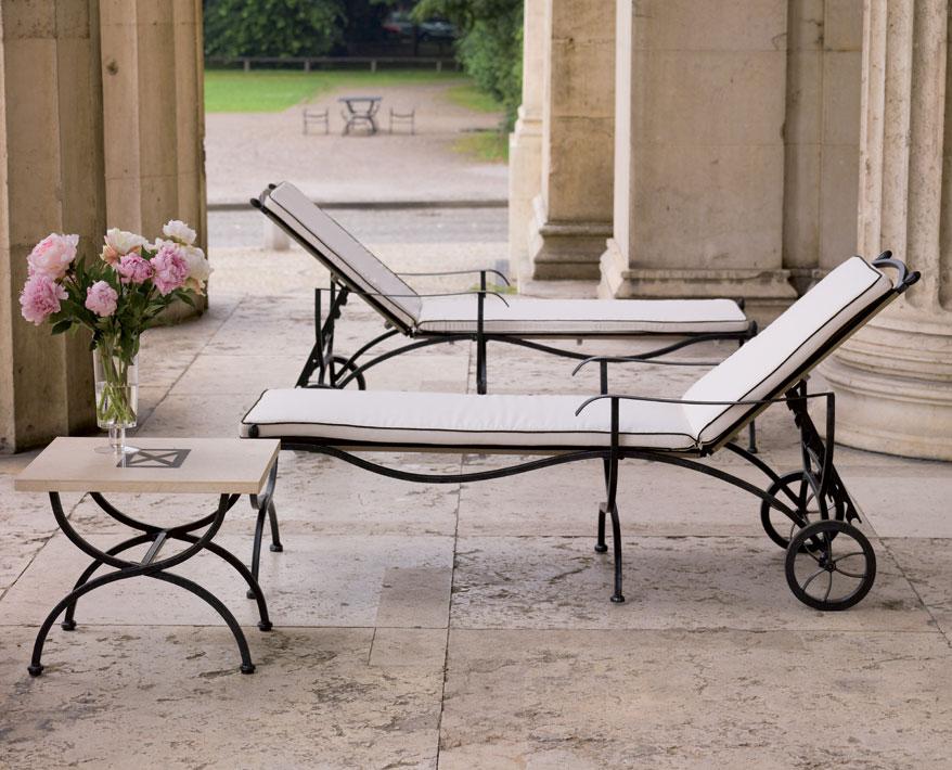 MBM Liege Medici 6500.0310 Schmiedeeisen Landhausstil- Art Jardin