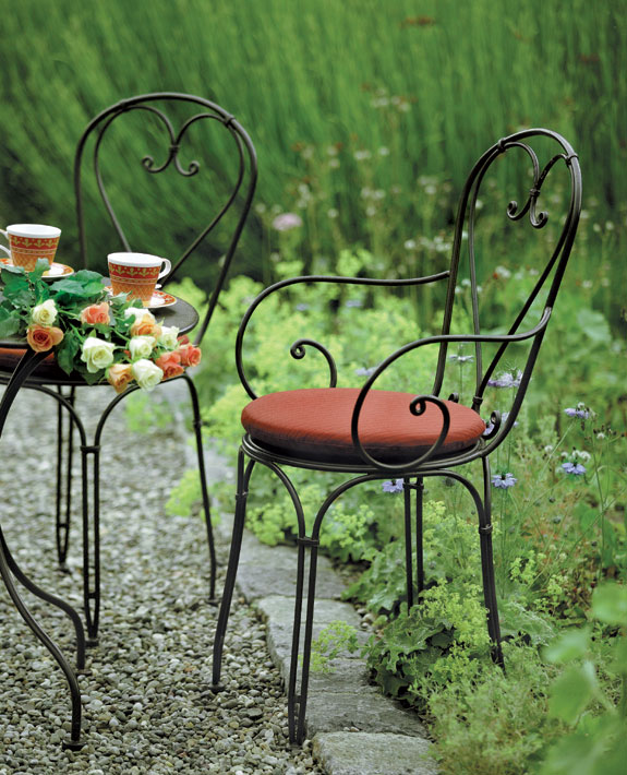 mbm sessel boulevard gartenm bel eisen art jardin. Black Bedroom Furniture Sets. Home Design Ideas