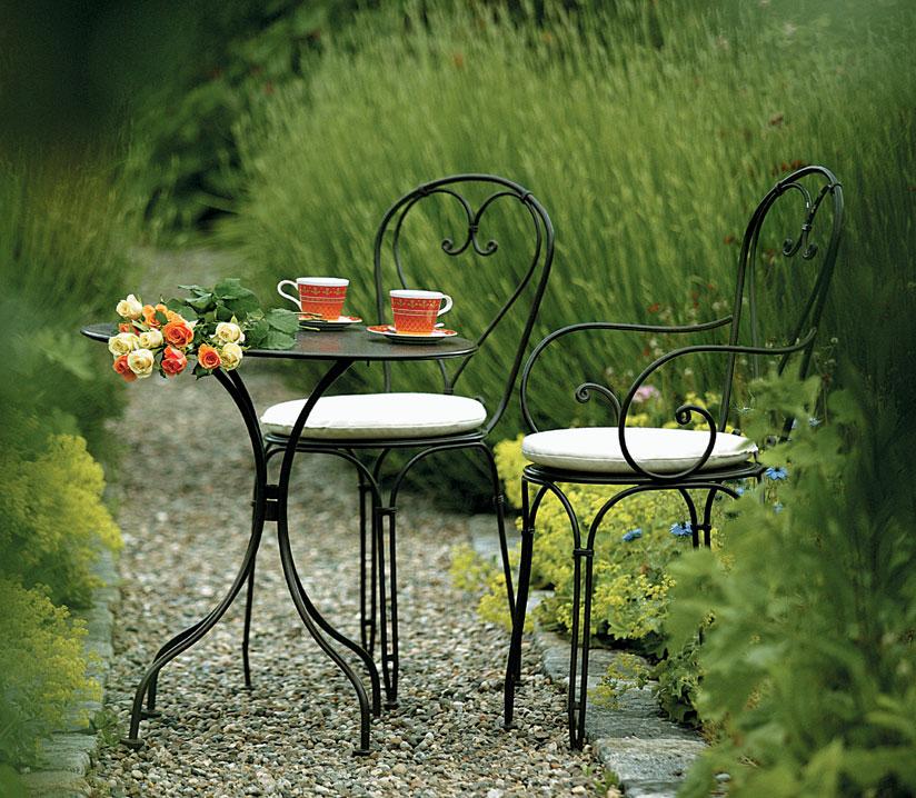 Gartenmobel Antik Eisen Dekoration Methodepilates