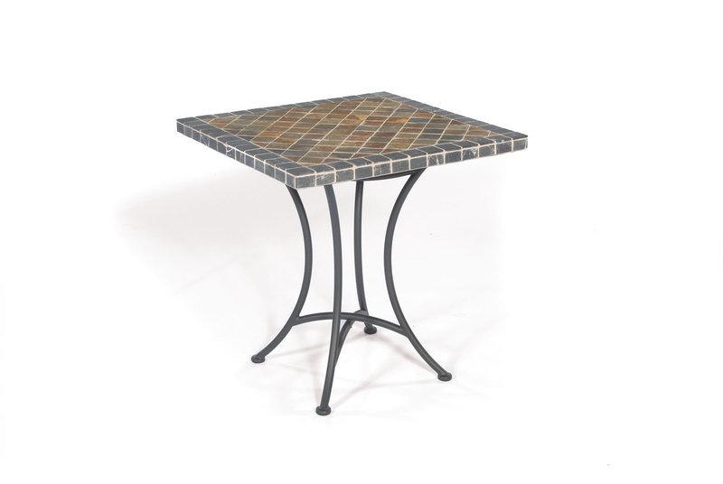 Sonnenpartner Mosaik Tisch 70x70 Montblanc 80085959 Art Jardin