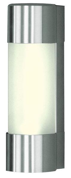 Heibi Wand Außenleuchte NEPTO Lampe 43745 Edelstahl Design Leuchte ...