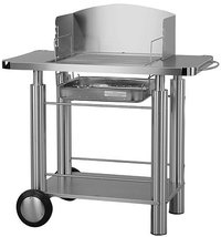 HEIBI Grill CUCINO MOBIL 51221-072 Holzkohlegrill