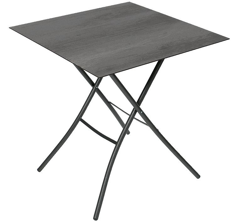 Sungorl Klapp Tisch 67x67cm 331020 Vzinkt Gartenmobel Art Jardin