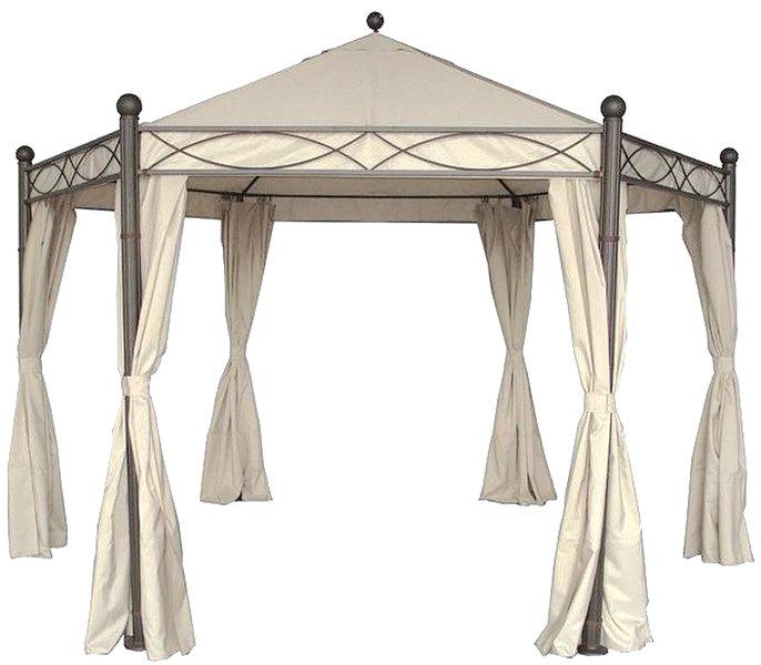 Siena Garden Pavillon Kenia Ll 577 524 6 Eckig Mocca Art Jardin