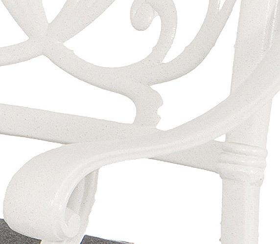 Hartman Gartenmöbel Set 9-teilig Amalfi bronze Aluguß- Art Jardin