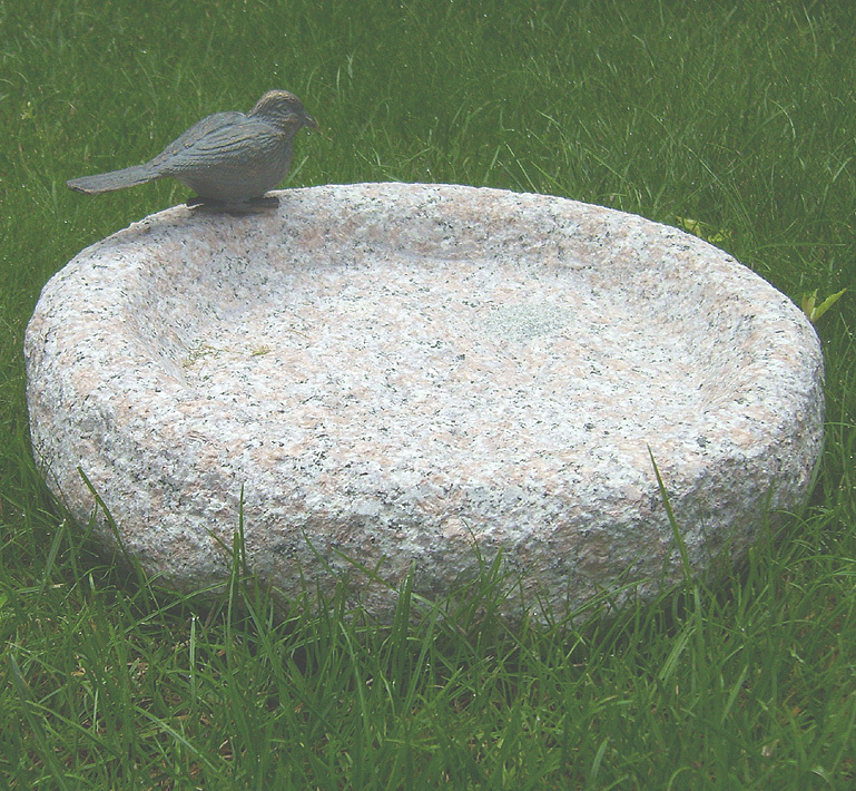 Rottenecker Vogeltränke Natur + Vogel 991277 Vogelbad- Art Jardin
