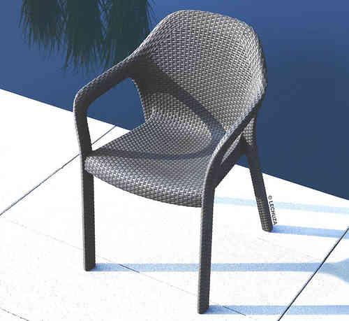 Polymer Design Möbel aus Vollkunststoff In & Outdoor   Art Jardin