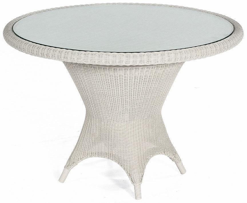 Sonnenpartner Tisch 110cm Bonaire Esstisch Polyrattan Art