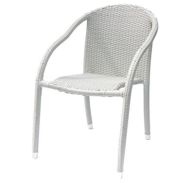zebra polyrattan sessel tisch gruppe mary vienna 5tlg art jardin. Black Bedroom Furniture Sets. Home Design Ideas