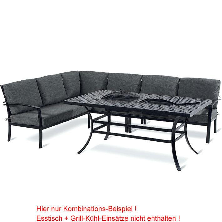 hartman 3tlg alu corner lounge jamie oliver gartensofa artjardin. Black Bedroom Furniture Sets. Home Design Ideas