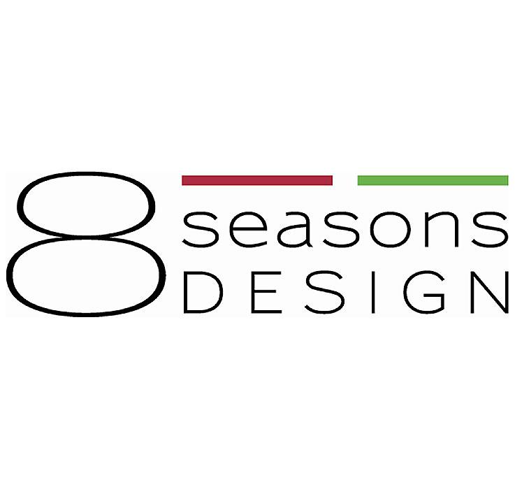 8seasons Designleuchte Shining Stone In+Outdoor Lampe- Art Jardin