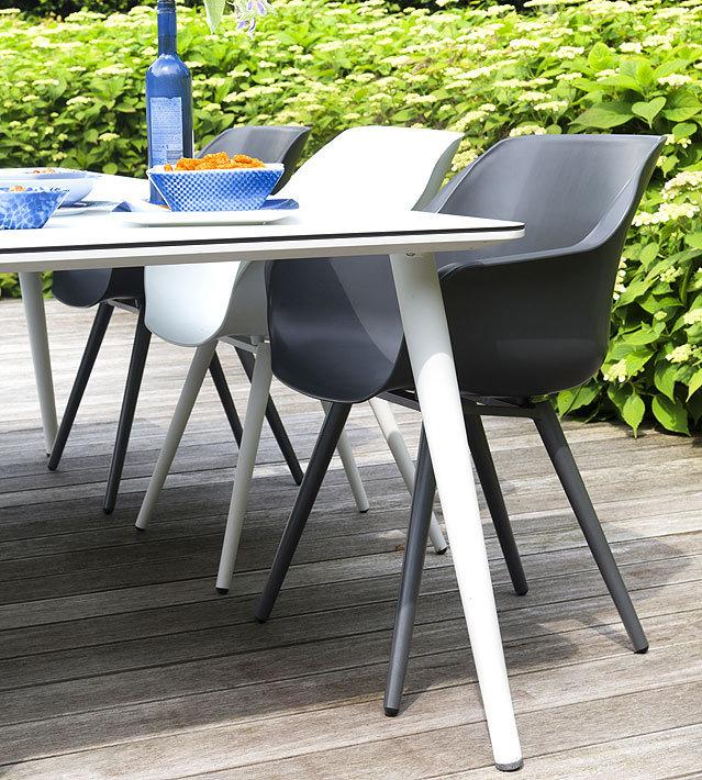 Hartman Design Schalen Sessel Sophie Studio Weiss Xerix Artjardin