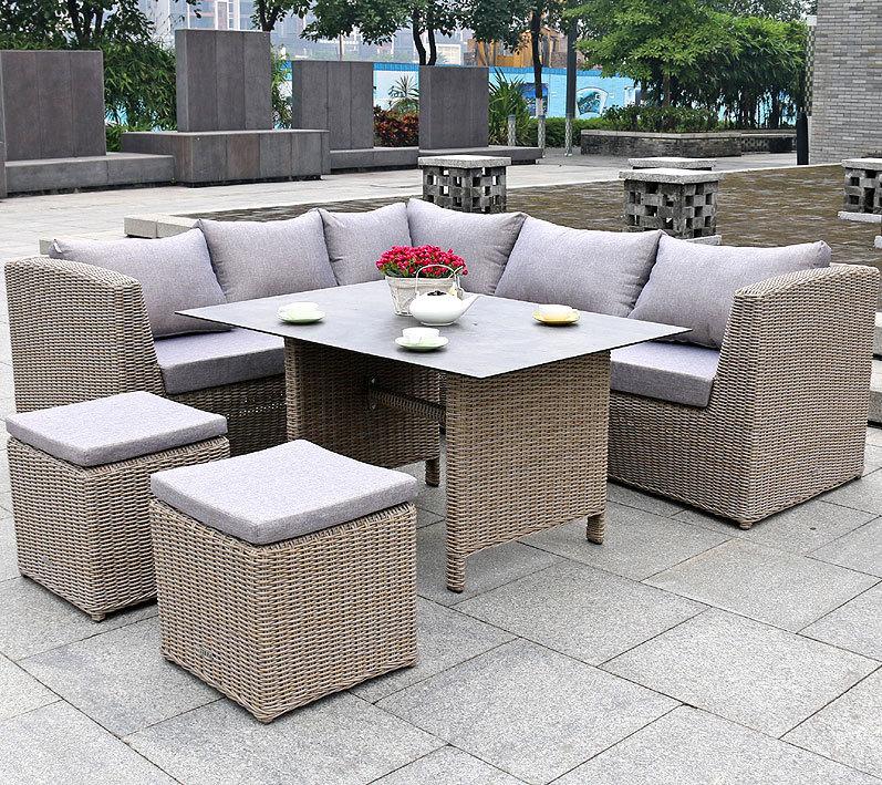 Zebra Tara Dining Lounge Couch Ecke + Tisch 130x90cm - Art ...