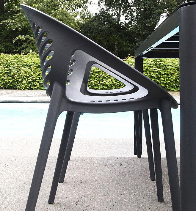 hartman 9tlg set 8 sessel romeo yasmani tisch 2 4x1m artjardin. Black Bedroom Furniture Sets. Home Design Ideas