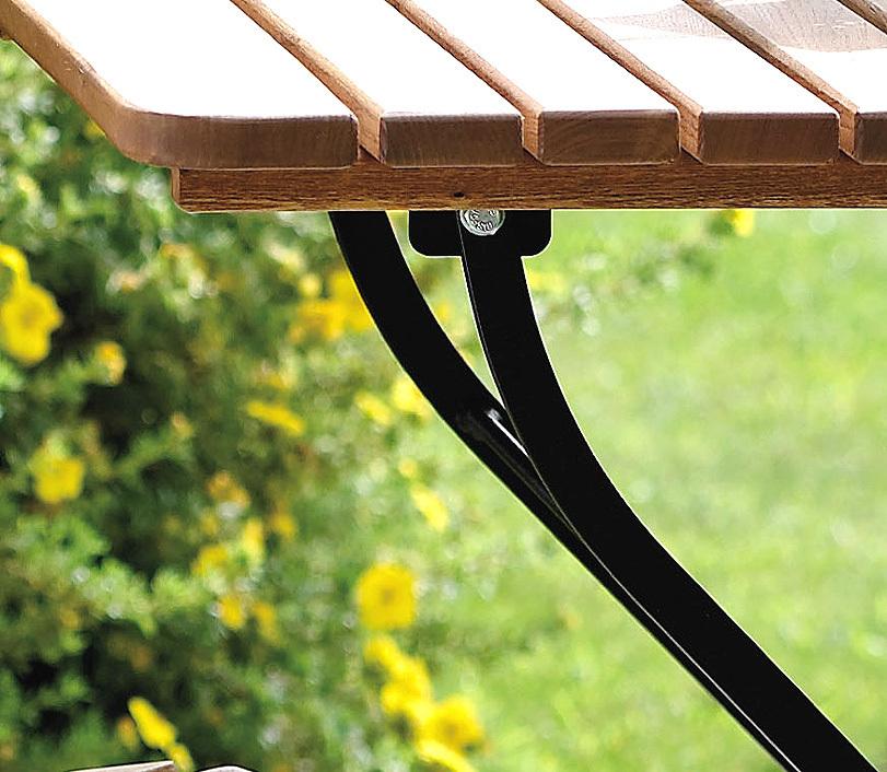 Stern Balkonset 3tlg Klappstuhl Tisch 80x80 Camargue
